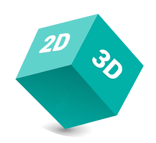 3D Animated box